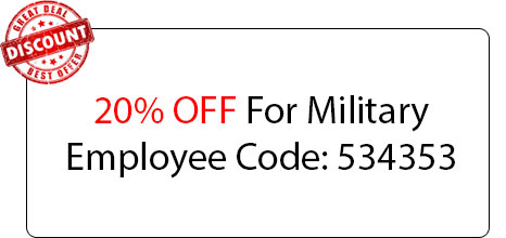 Military Employee Discount - Locksmith at Carrollton, TX - Carrollton Texas Locksmith